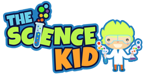 The Science Kid Logo